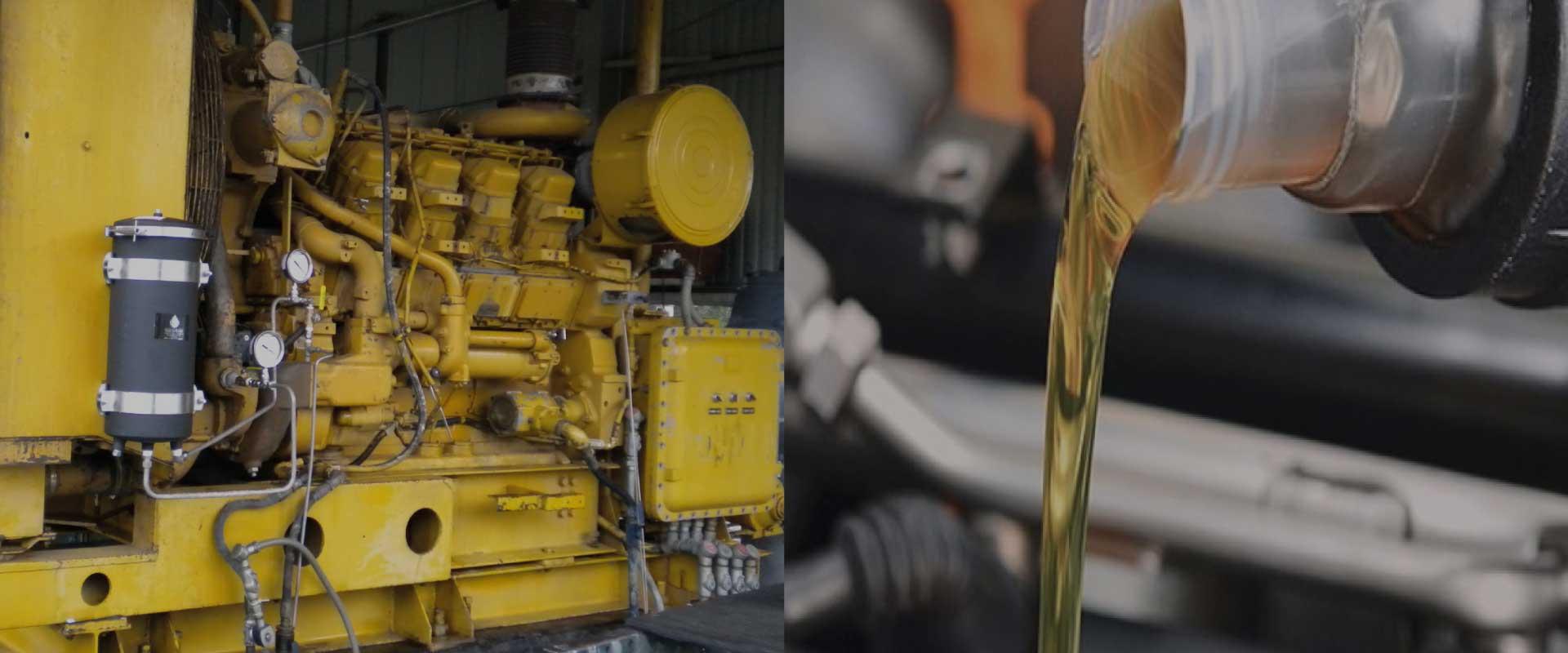 Análisis y recuperación de aceites